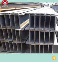 2015 Hot Sale in China,standard sizes SS490 Steel H beam, competitive price and good service!