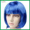 Most popular Short blue carnival party wigs