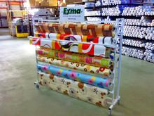 supermarket display rack/kitchenware display stand/display stands for fabrics