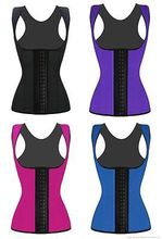 lingerie Latex Waist Trainer Uk M 10/12 Corset Slimming Toner Corset Black xxx movies