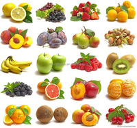 concentrate fruit juice powder/instant fruit flavored drink powder