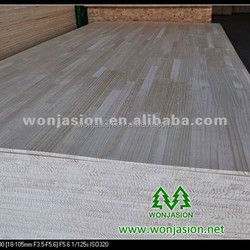 Rubber Wood Finger Joined Boards