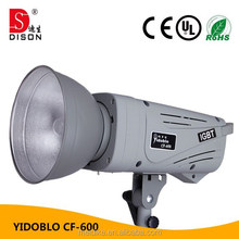 600w studio flash light kit of New Model is Yidoblo-CF-600