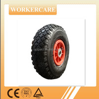 """Cart wheel 10""""x3.00-4 for tool cart or hand trolley"""