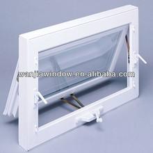 Factory wholesale aluminum crank open window