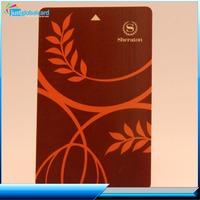 13.56MHz deluxe smart card 64K for door open system