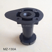 120mm plastic kitchen cabinet adjustable legs (MZ-130A)