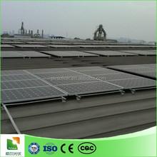 solar roof mounting kits flexible solar panel