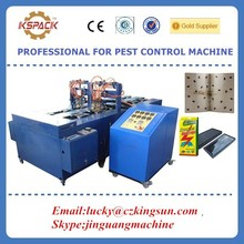 insect glue traps/fly trap board making machine/mouse glue trap machine