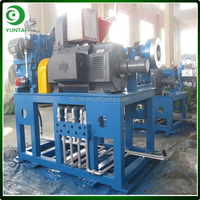 CE Certificate High Quality Dalian XJW-120 X12D Cold Feed Rubber Tyre Tread Inner Tube Capsule Extruder Machine