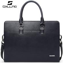 SXLLNS hot brand genuine leather bag/men handbag manufacturer wholesale