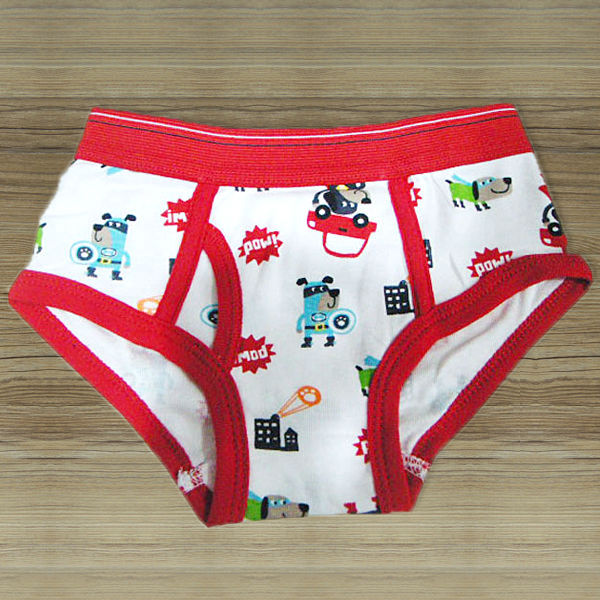 Los ni os ropa interior boxer con estampados de dibujos for Ropa interior para ninos
