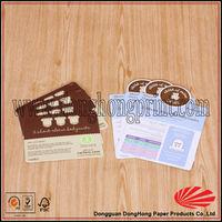 Wholesale fancy paper tag label