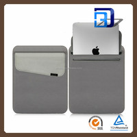 New Arrival Pouch For iPad Mini 4 Tab Bag Case, Top Quality Ultra Slim Fiber Leather Case Pouch for iPad Mini 4 Bag