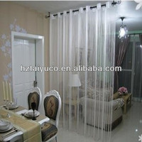 decorative string curtain for room divider