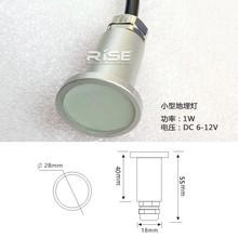 led underground light for garden and landscape outdoor