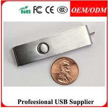 Free sample,2012 swivel usb flash drive;custom logo flash memory stick2gb,8gb;promotional usb stick