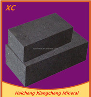 Chrome magnesite refractory bricks