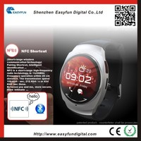 Hot sale 2015 promotional Gift Smartwatch Phone Android 4.0