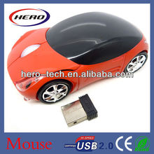 Wireless Car Shaped Mouse/Car Wireless Mouse