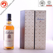 high quality wine bottle package with factory price
