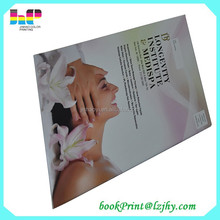 hot new products softcover book saddle stitch book printing made in china