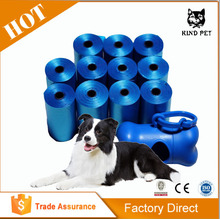 Eco-friendly Dispenser Dog Poop Bags Puppy Dog Poop Bags With Dispensing Supplier