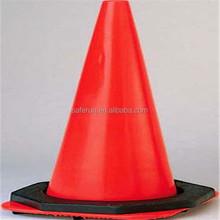 PVC traffic cone plastic