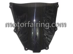 Plastic motorcycle windshield for ZX-9R 00-03