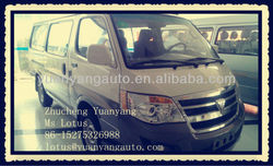 New 6-11 Seat China Foton View Hot sale
