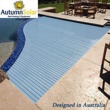 fully automatic Pool Covers with stainless steel roller ,swimming pool safety covers