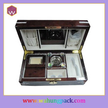 Special luxury wooden perfume box, perfume packaging box design