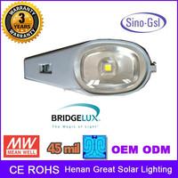 Energy saving Professional design High Lumen waterproof IP65 30W, 40W, 50W, 60W aluminium led street light shell