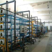 High Quality Water Treatment RO PLANT China supplier