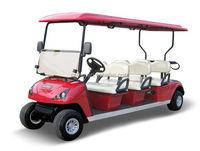 Remote Control Golf Cart ,Electric Golf Cart 4 Wheel Golf Cruiser, 6 Seater electric aluminum golf cart