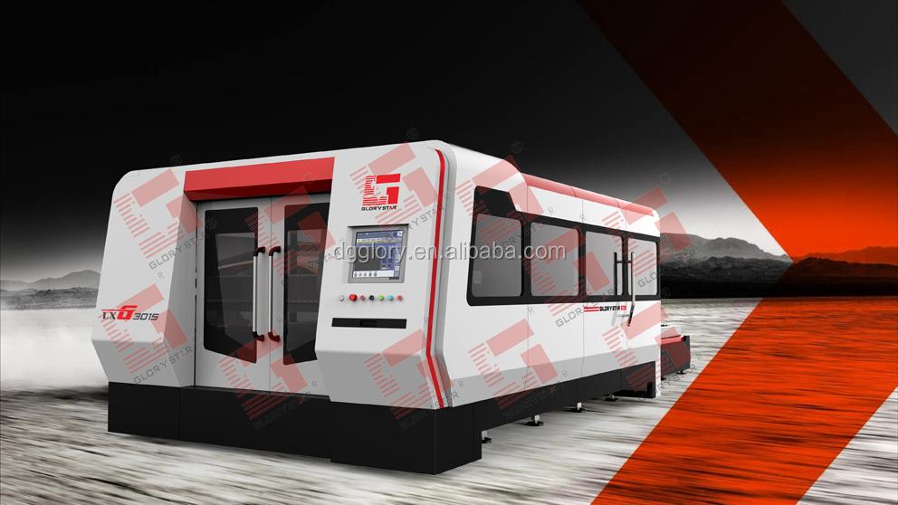 1000w Germany Rofin Fiber Laser Cutting Machine