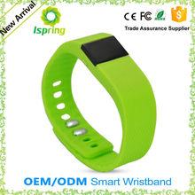 Shenzhen heart rate monitor calorie counter health intelligent sport intellig bluetooth smart bracelet