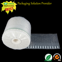 40cm width transport protective shock resistant inflatable packaging air bag column wrap roll