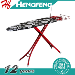 High quality for house and hotel using best folding ironing board