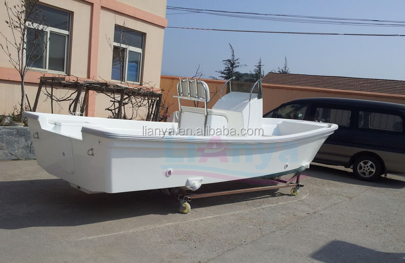 Liya outboard sport fishing boat panga boat 580 fishing for Sport fishing boat manufacturers