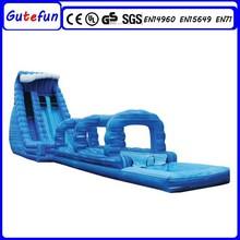 GUTEFUN EN 14960 cheap commercial kids park customized slip and slide inflatable