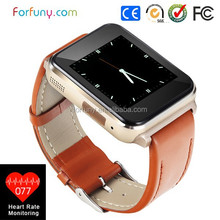 smart watch for android phone with Bluetooth 4.0 / HD camara 2.0M