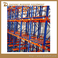 OEM manufacturer competive price warehouse push back racks