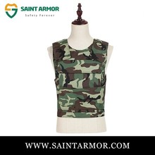 civil used bulletproof vest body armor army equipment