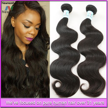 Newness Natural Hair Products Best Quality Brazlian Virgin Body Wave Hair