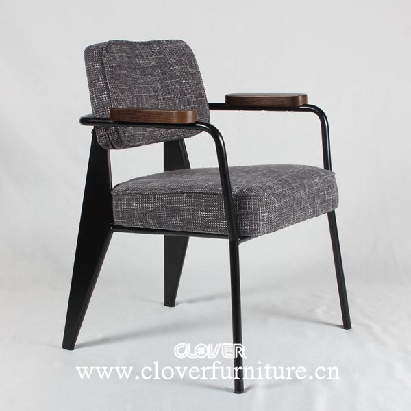 jean prouv fauteuil direction chaise ca194 chaises en m tal id du produit 1093729045 french. Black Bedroom Furniture Sets. Home Design Ideas