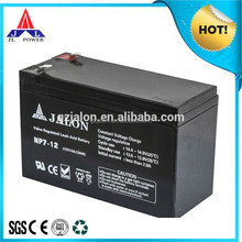 Environmental ! Manufacturer rechargeable deep cycle sealed vrla agm gel 12v7ah battery for ups
