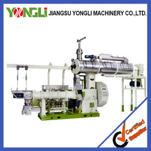 High value twin screw cookie dough extruder