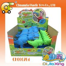 2015 plastic water gun hot summer beach toys animal shape gun for kid