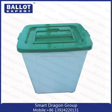Factory Price Large Storage Box Election Ballot Voting Plastic Box